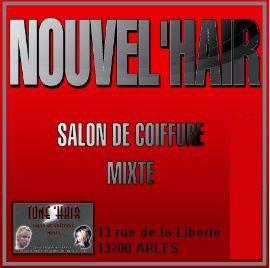 Agnès coiffure30560Saint Hilaire de Brethmas